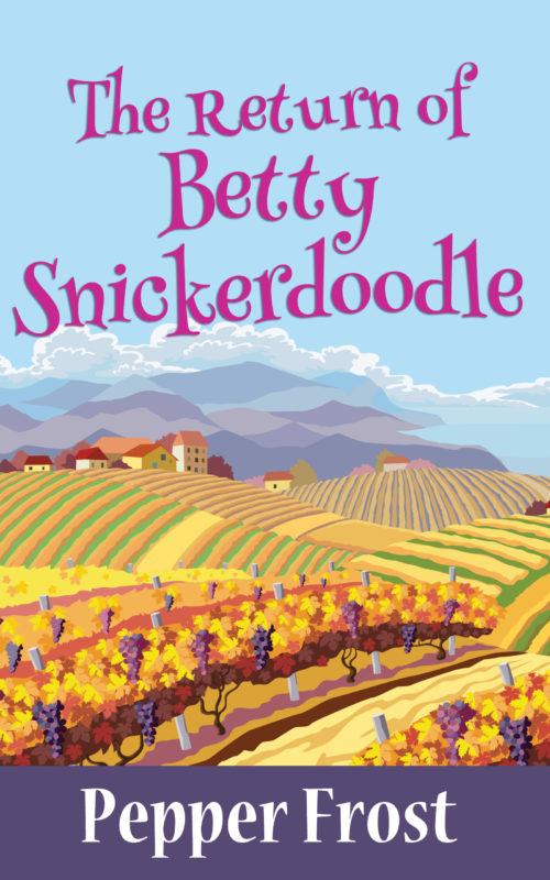 The Return of Betty Snickerdoodle