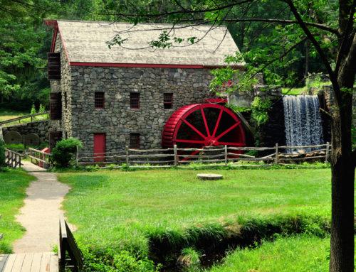 New England nostalgia